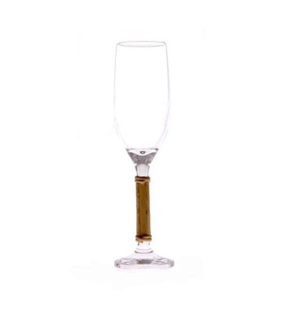 Jogo de taça para champagne - 4 peças 1 - Divino Espaço