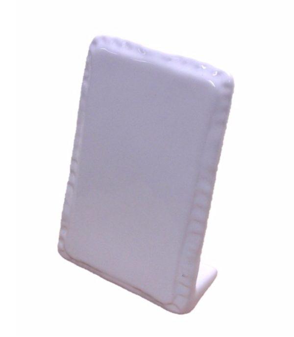 Placa menu de cerâmica 1 - Divino Espaço