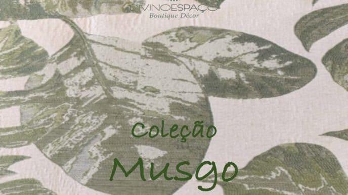 Coleção Musgo 3 - Divino Espaço