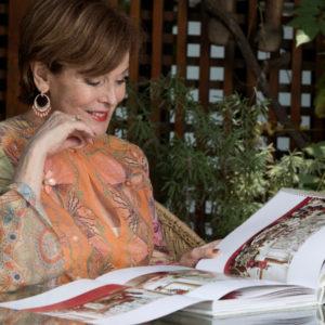 Livro Encontros à Mesa com Amelinha Amaro 2 - Divino Espaço