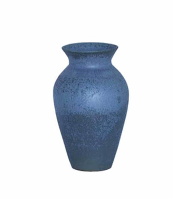 Vaso mescla azul e cinza 1 - Divino Espaço